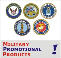 Military Promotional Products